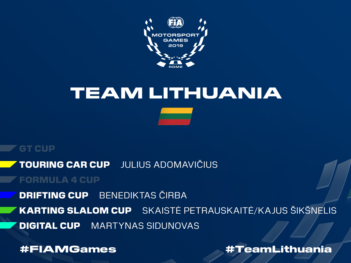 Team Lithuania