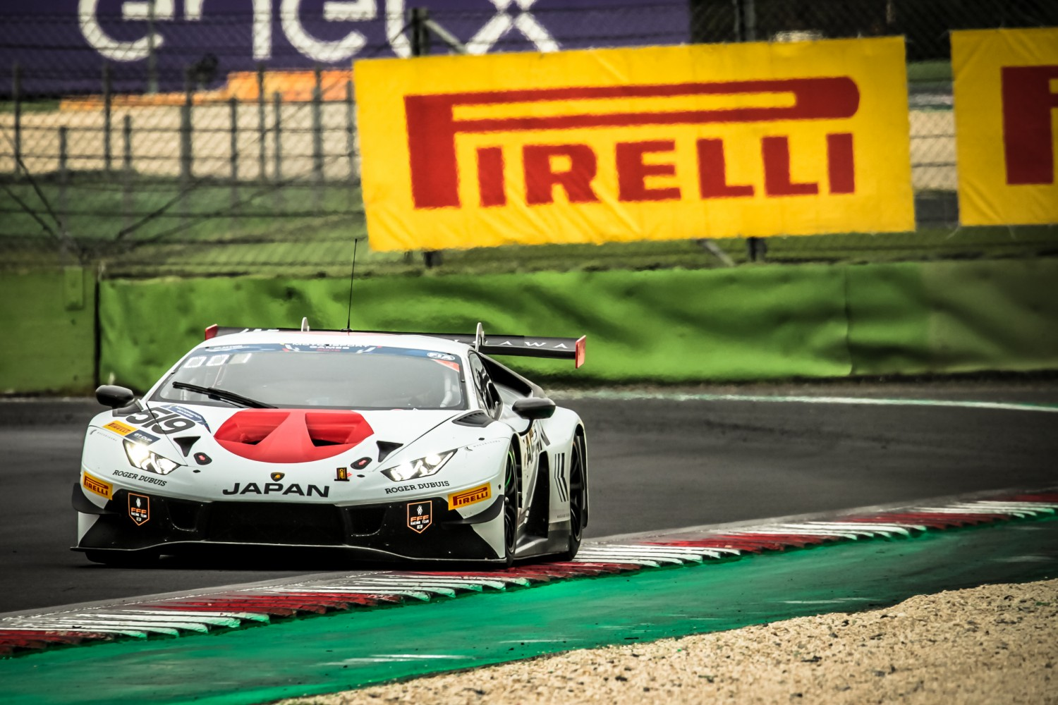 Japan takes race 2 victory at Vallelunga, Poland on provisional pole for medal showdown