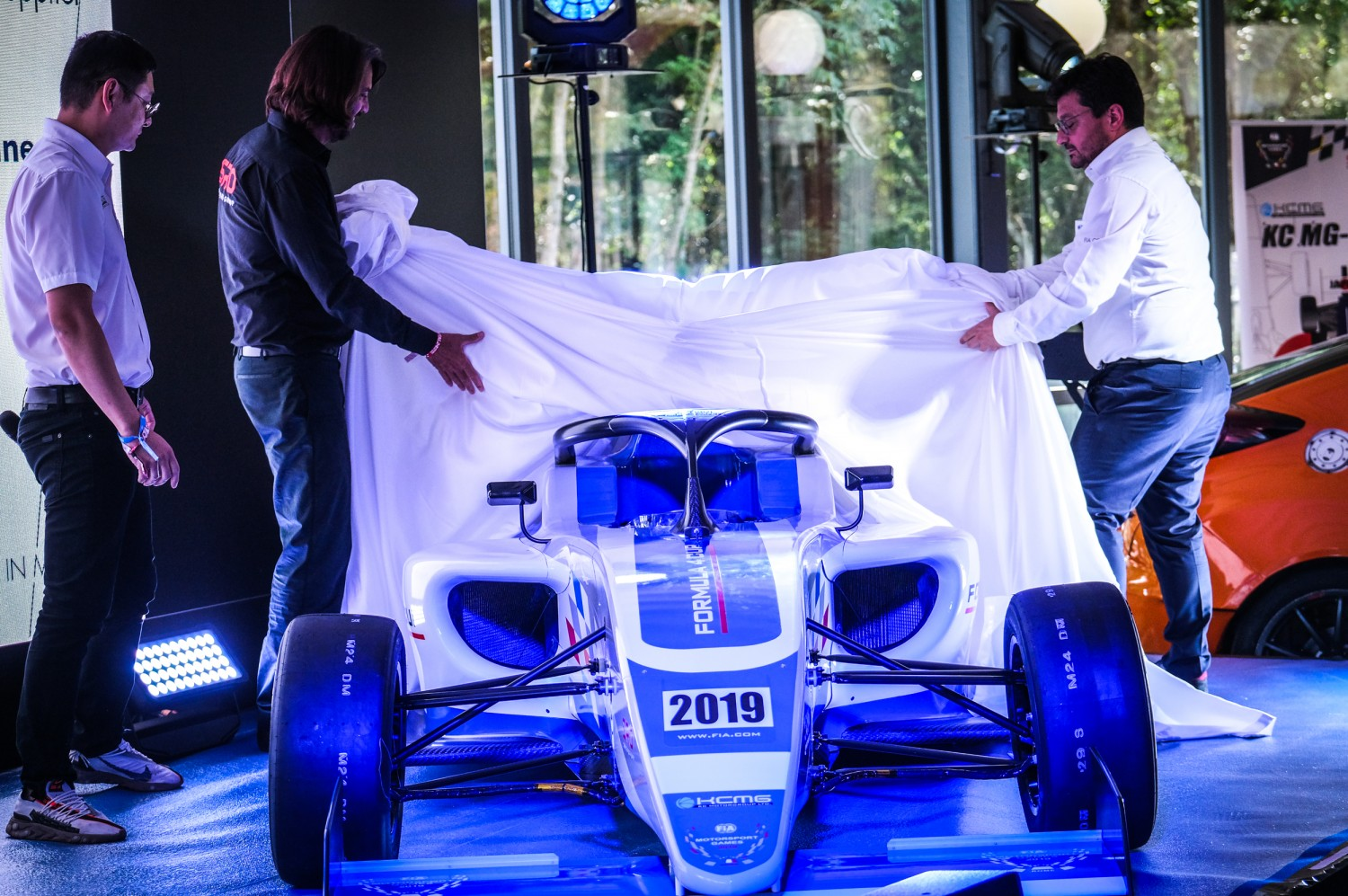 FIA Motorsport Games Press Conference