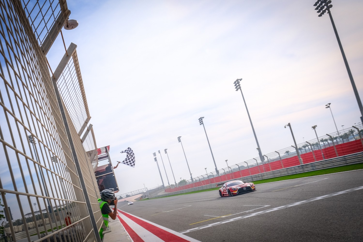 Gavrilov holds on to win Touring Car Cup gold for Russia