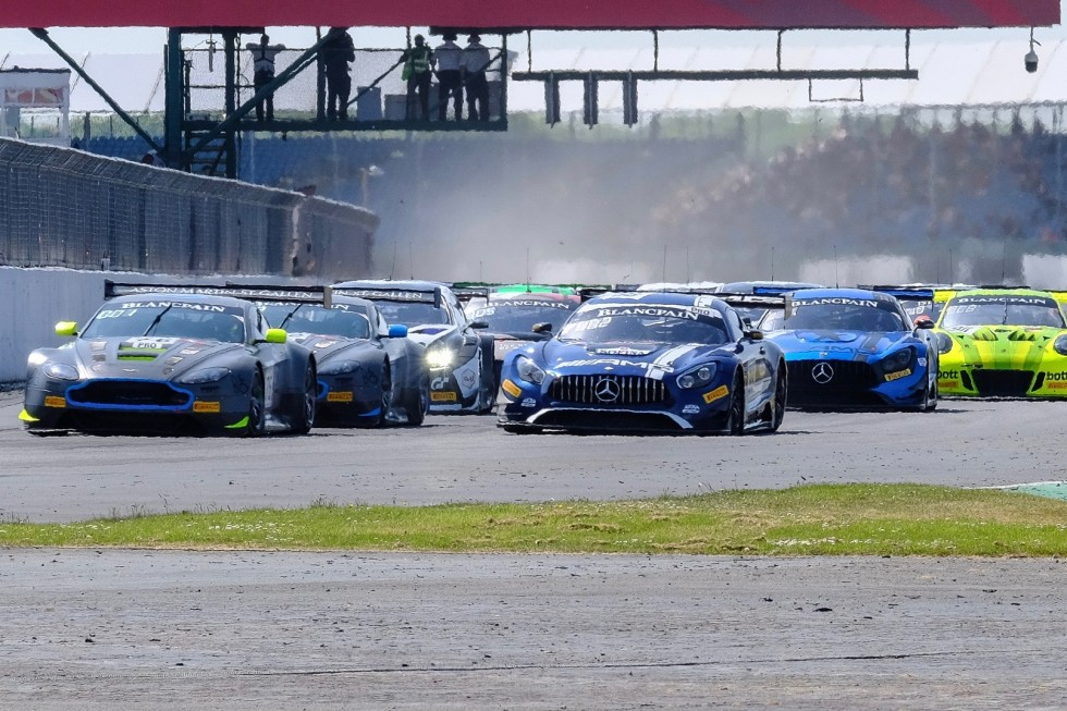 SRO Motorsports Group to organise 2018 FIA GT Nations Cup at Bahrain International Circuit