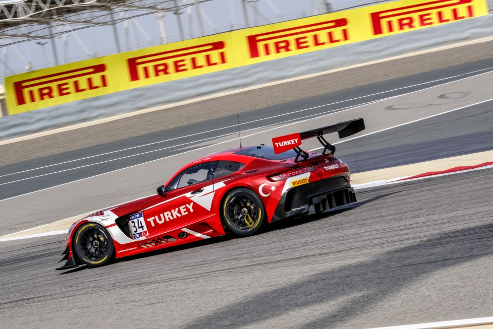 Team Turkey takes over at the top in FP2