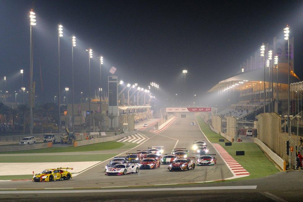 Team Belgium holds FIA GT Nations Cup advantage